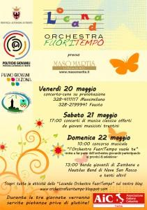 FESTA  DI PRIMAVERA – MARTIGNANO 20>22 MAGGIO 2011