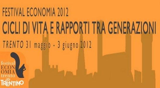 Festival dell'economia 2012