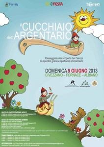 IL CUCCHIAIO DELL'ARGENTARIO 2013