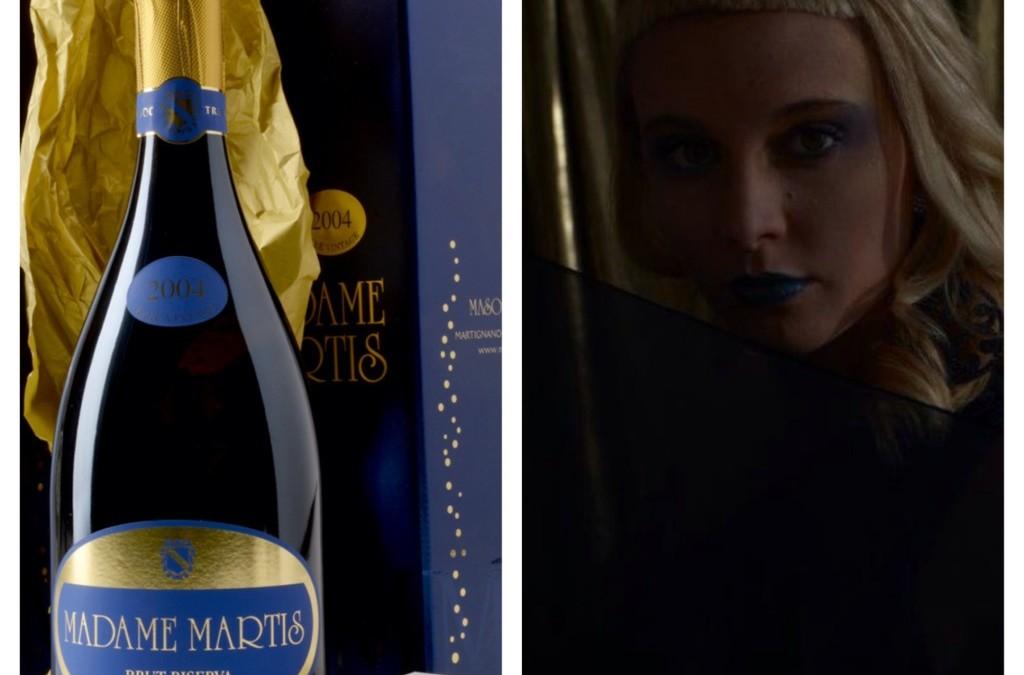 MADAME MARTIS RARE VINTAGE 2004 …SHE'S READY!