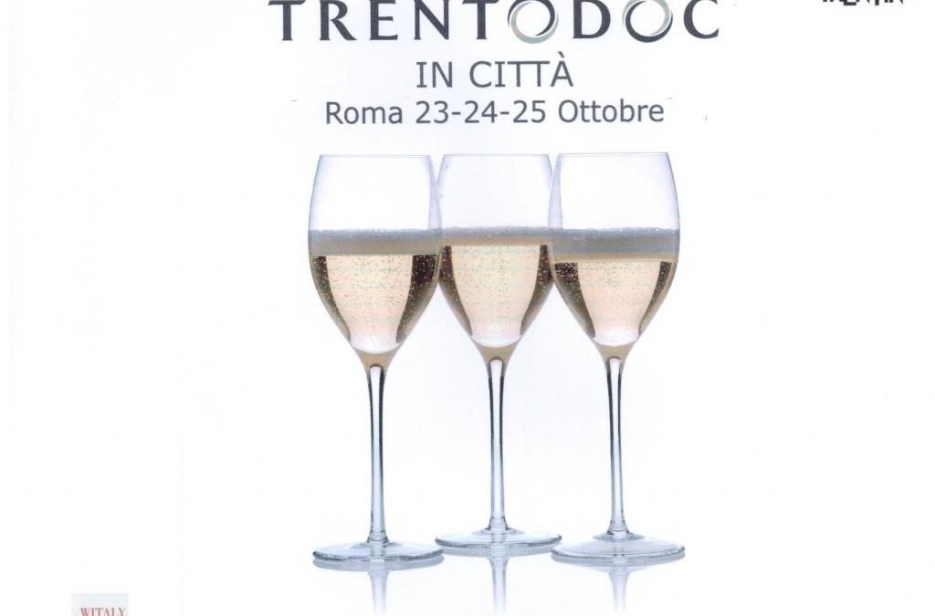 TRENTODOC IN CITTA' A ROMA
