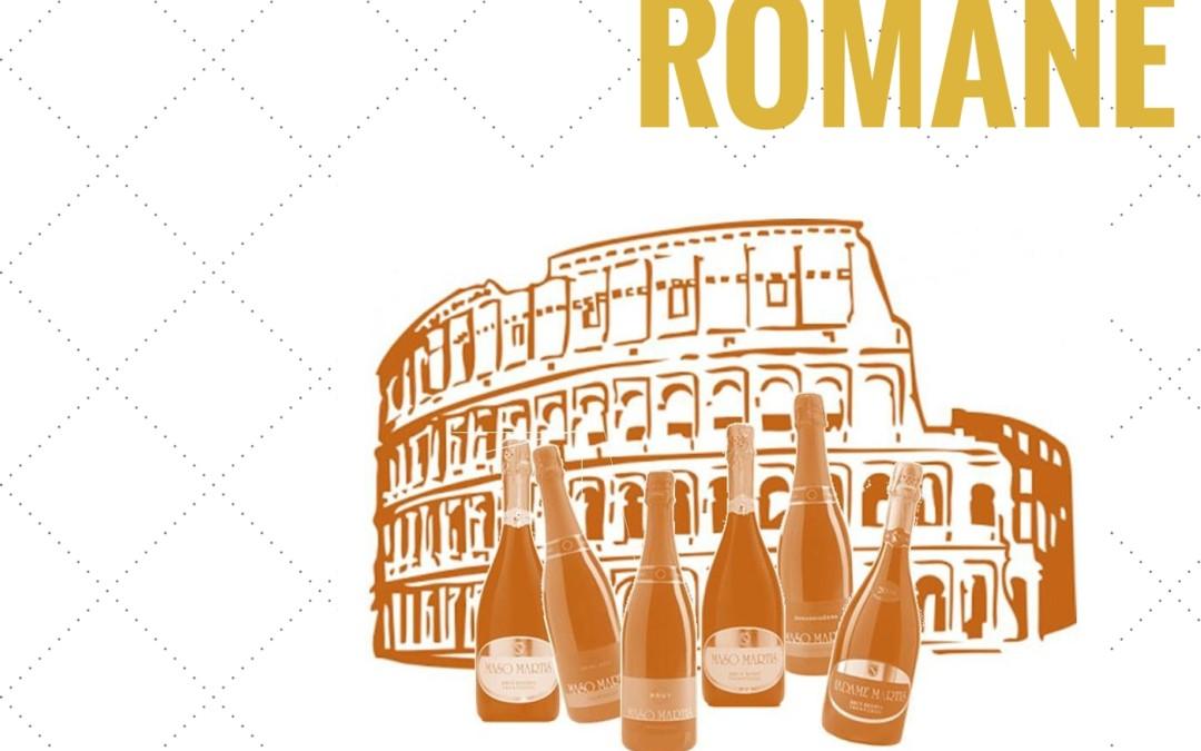 Tutti i TrentoDoc portano a Roma: Maso Martis in trasferta