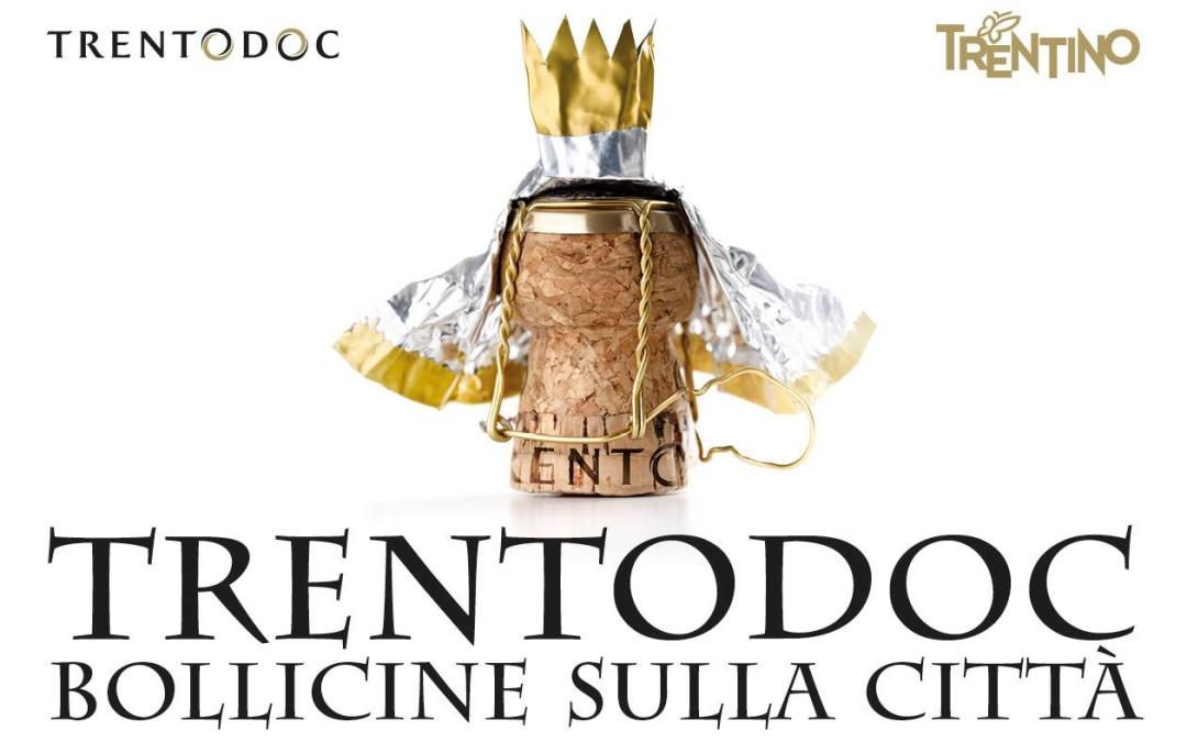 Trentodoc – bollicine sulla città 2014 …Maso Martis presente!