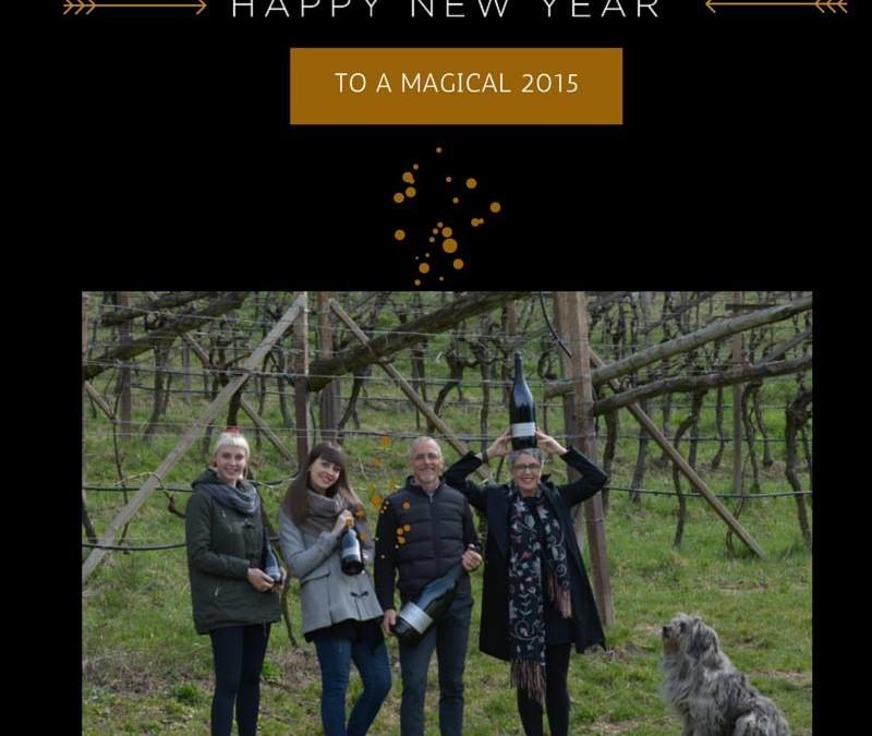 Annata 2015: gli auguri di Maso Martis, le pagelle Wine Enthusiast e i buoni propositi