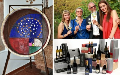 Arte e vino…vino è arte!