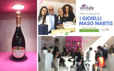 "Vinitaly2016…vi sveliamo i ""Gioielli Maso Martis"""