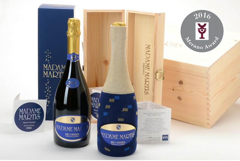 madame martis 2006 - maso martis - merano wine award- platinum