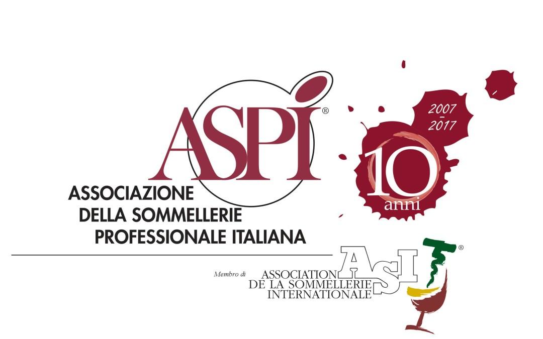 CONCORSO MIGLIOR SOMMELIER D'ITALIA E DECENNALE ASPI