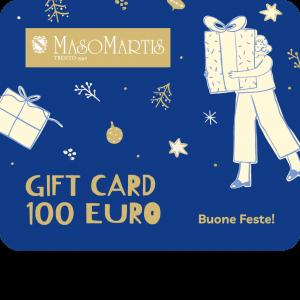 Maso Martis Gift Card 100