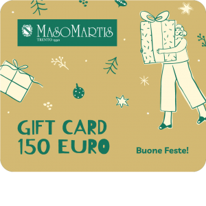 Maso Martis Gift Card 150