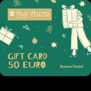 Maso Martis Gift Card 50