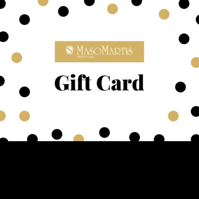 Gift Card Maso Martis